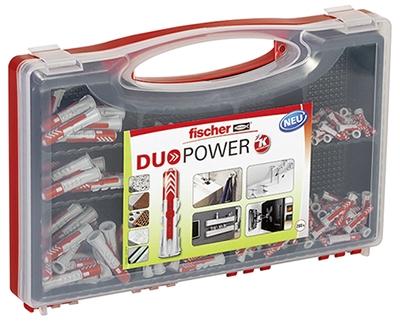 Fischer Boxen/ Sortimente Duopower