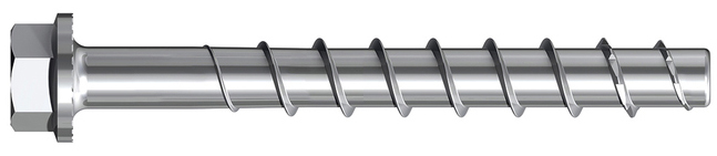 Fischer Betonschraube ULTRACUT FBS II aus galvanisch verzinktem Stahl