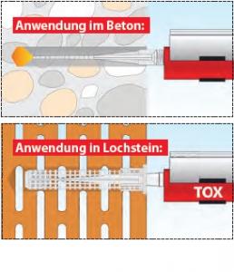 1 Stk. Auspresspistole TOX Liquix Blaster