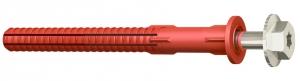 25 Stk. TOX Rahmendübel Fassad Pro KB 10 x 200mm