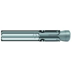 10 Stk. Bolzenanker Edelstahl A4 BZ-IG  M8