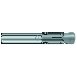 10 Stk. Bolzenanker Edelstahl A4 BZ-IG  M10