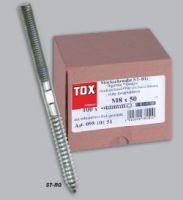 100 Stk. Stockschrauben ST-RG M8 x 120