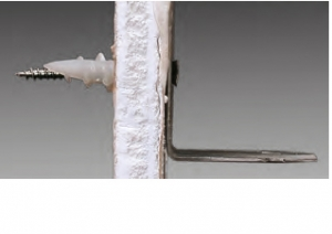 50 Stk. Gipskartondübel Rapid Nylon