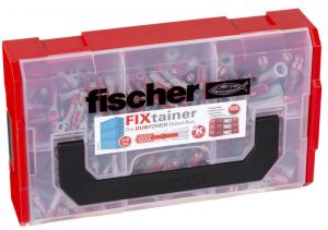 1 Stk. Fischer BOX Fixtainer Duopower 210-teilig