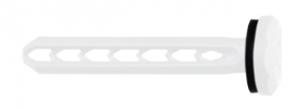 100 Stk. Universal Spreiznagel USN 40mm weiss