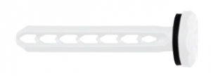 25 Stk. Universal Spreiznagel USN 40mm weiss