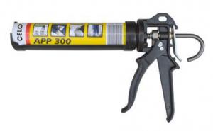 Aktionsbox Injektionsmörtel Celo ResiFIX Eco SF mit 20 Kartuschen + Auspresspistole