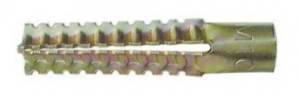 500 Stk. Universal-Metalldübel 8 x 38mm (Gewerbepackung)