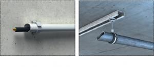 50 Stk. Universal-Metalldübel 8 x 38mm