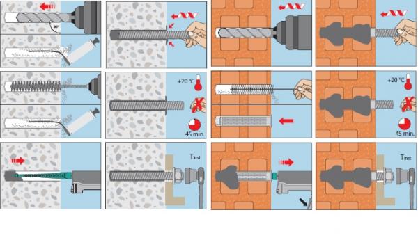 ankerstange gewindestange a4 edelstahl m 10 x 300 d bel. Black Bedroom Furniture Sets. Home Design Ideas