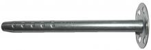 100 Stk. Metall-Dämmplattenhalter 8 x 110mm