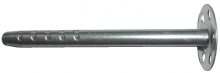 100 Stk. Metall-Dämmplattenhalter 8 x 140mm