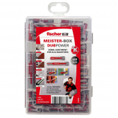 1 Stk. Meister-BOX Duopower kurz/lang