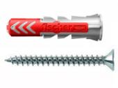 50 Stk. Fischer Duopower 6 x 30 mm m. Senkkopfschrauben