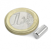 10 Stk. Stabmagnete Ø 5 mm, Höhe 10 mm