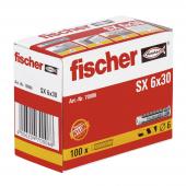 100 Stk. Fischer Duopower 6 x 30 mm