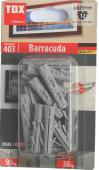 12 Stk. Spreizdübel Barracuda 8 x 40mm