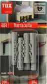 8 Stk. Spreizdübel Barracuda 10 x 50mm