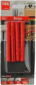 4 Stk. Parallel-Spreizdübel Bizeps 10 x 90mm