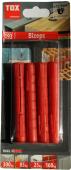 4 Stk. Parallel-Spreizdübel Bizeps 12 x 90mm