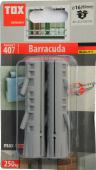 2 Stk. Spreizdübel Barracuda 16 x 80mm