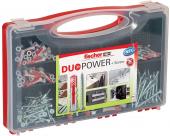 1 Stk. Fischer Redbox Duopower + Schrauben