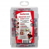 1 Stk. Meister-BOX Duopower kurz/lang mit Schrauben